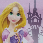 Rapunzel Princess Series Wash Flannel Face Cloth - Bathing Accessories