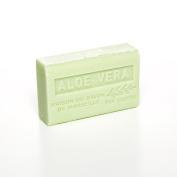 French Soap, Traditional Savon de Marseille - Aloe Vera 125g
