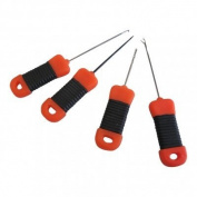 Boilie Needle Red-DRILL BIT, Clips, Hooks or Standard