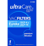 UltraCare UC47814 Vacuum Filter for Eureka type DCF-4, DCF-18 Upright