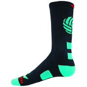 Red Lion Dig Volleyball High Tech Crew Socks
