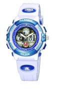 30m Water-proof Digital-analogue Boys Girls Sport Digital Watch with Alarm Stopwatch Chronograph (Child) 6 Colours