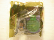 Happy Meal G.I. Joe Snake Eyes with Compass Communicator Toy #5 2004