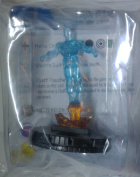 Marvel Heroclix Invincible Iron Man #101 Iron Man Limited Edition Figure with Character Card