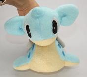 Pokemon Centre 15cm Lapras Cute Stuffed Plush Doll Toy