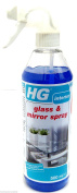 HG Glass Cleaner Interior Mirror Cleaner Spray Super Concentrated Cleaner 500ml