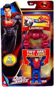 Man of Steel Movie Quick Shots Attack Armour Superman
