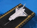 Hot Wings Space Shuttle by Daron