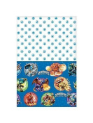 Skylanders Plastic Table Cover 140cm x 240cm Birthday Party Supplies by Amscan TOY
