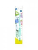 Gum Baby Toothbrush 0-2 Years-Old - Colour : Green