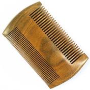 CINEEN wooden fishing comb Beard comb (12cm)   moustache wood comb   Handmade   antistatic   pocket comb   natural product