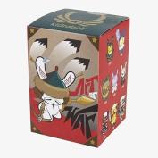 Kidrobot Dunny Series 2014 Art of War 7.6cm Blind Box (Styles Vary) Vinyl Figure