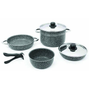 Beaver Brand Stone Rock 20 Cookware Set (One Size)