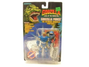 Godzilla King of the Monsters- Godzilla Force The Ultimate Godzilla Fighter - MICHAEL VAN HORN Figure