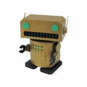 Sankei Mp01-107 (Paper Craft) Sankei Petit Robot and Miniature