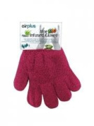 Airplus Aloe Kids Infused Gloves - Colour : Pink