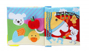 itsImagical 88033 Soft Kiconico Fabric Book