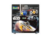 Revell Star Wars Rogue One Set Anakin's Jedi Starfighter Model Kit
