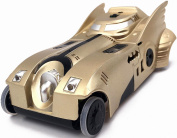TONOR Remote Control Wall Climbing Car RC Wall Cimber Car Toy for Children Gold