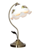 SSBY Bronze Hotel Guest Room Desk Lamp