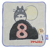 My Neighbour Totoro Mini Number Towel Totoro8