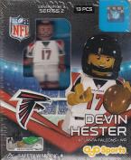 Devin Hester NFL OYO Atlanta Falcons G3 Series 2 Mini Figure