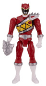 Power Rangers Dino Charge - 17cm Double Strike Red Ranger Action Figure