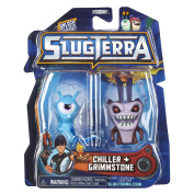 Slugterra Series 2 Chiller & Grimmstone Mini Figure 2-Pack by Animewild [Toy]