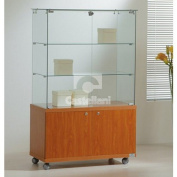 Showcase 80X40X130H With Cupboard - Ve80140M Furnishing Accessories