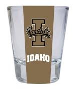 Idaho Vandals Round Shot Glass