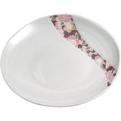 KamaKama Japanese Plate Porcelain/Size(cm) Diameter 15x2/ka098562
