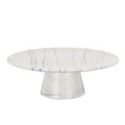 Established 98 21529 Marbled Cake Plate