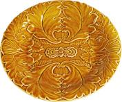 Established 98 20197 Tawny Harvest Dinner Plates, Set of 4, 25cm