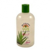 Pack of 4 x Lily of the Desert Aloe Vera Gelly Soothing Moisturiser - 350ml