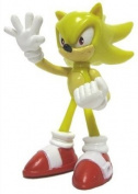 Sonic the Hedgehog Gacha Tomy Buildable Figures - . Super Sonic