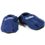 Hot Sox, Microwave Heated Slippers - Flax Seed 38/40