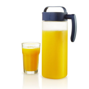 Komax Tritan Clear Large (2l) Water & Juice Pitcher BPA-Free With Airtight Lid Twist and Pour