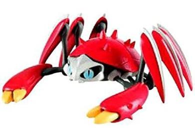 Sonic The Hedgehog Sonic Boom Crabmeat 7.6cm Action Figure