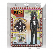 """KISS 20cm Action Figures Series Two """"The Demon"""" Hotter Than Hell Bloody Variant"""
