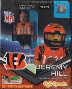 Jeremy Hill NFL OYO Cincinnati Bengals Generation 3 Series 1 G3 Mini Figure