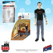 Big Bang Theory Sheldon Superman 9.5cm Figure