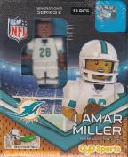 Lamar Miller NFL OYO Miami Dolphins Generation 3 Series 2 G3 Mini Figure