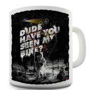 Twisted Envy Have You Seen My Bike Ceramic Funny Mug