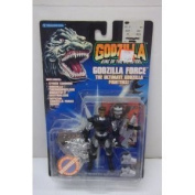 Godzilla King of the Monsters- Godzilla Force The Ultimate Godzilla Fighter - David Easton Figure
