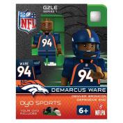 Demarcus Ware OYO NFL Denver Broncos G2 Series 1 Mini Figure Limited Edition