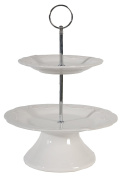 Established 98 20116 Two Tier Candy Dish