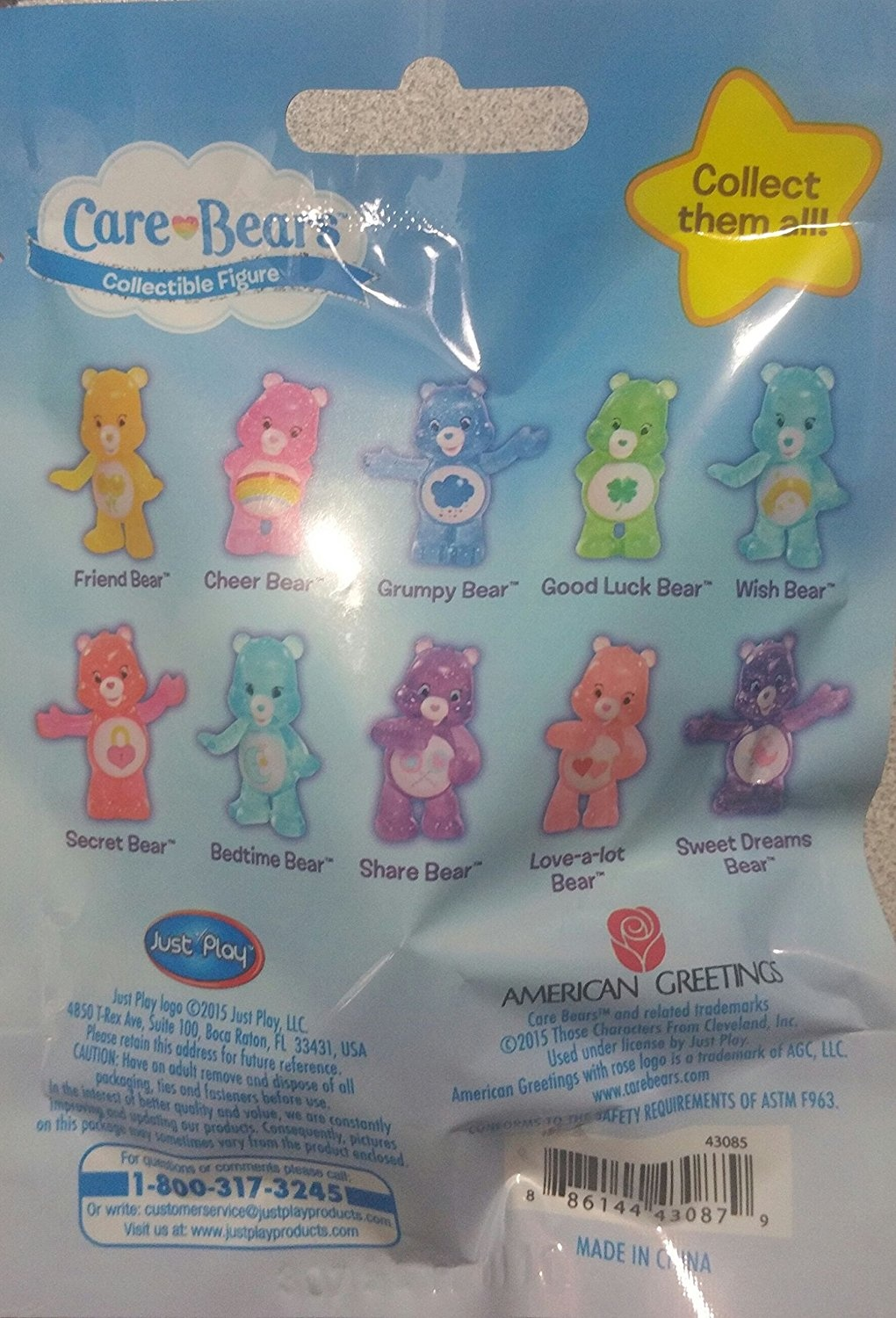 Care bears figures toys buy online from fishpond kristyandbryce Images