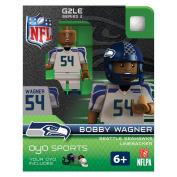 Bobby Wagner OYO NFL Seattle Seahawks G2 Series 2 Mini Figure Limited Edition