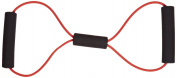 CanDo 60cm Red/Light Bow Tie Tubing