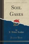 Soil Gases (Classic Reprint)